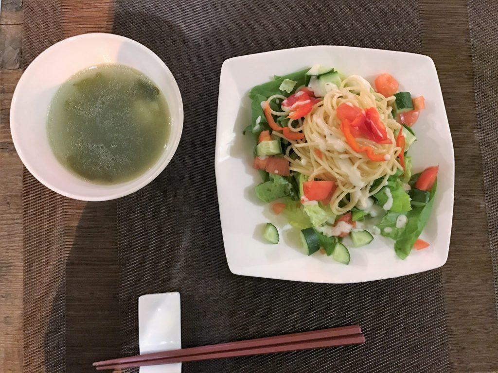 川島旅館 晩御飯
